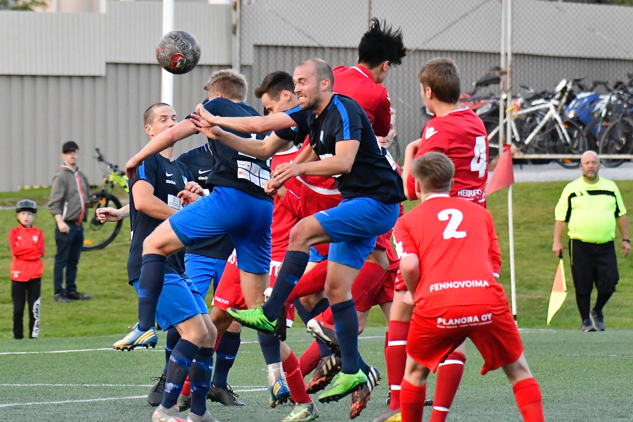 Jaro U23 – Esse IK 0-2